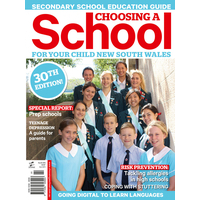 Buy Choosing a School NSW magazine
